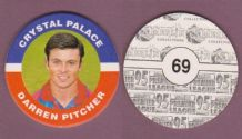 Crystal Palace Darren Pitcher